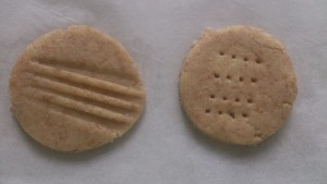WW1 Army Biscuit No 4